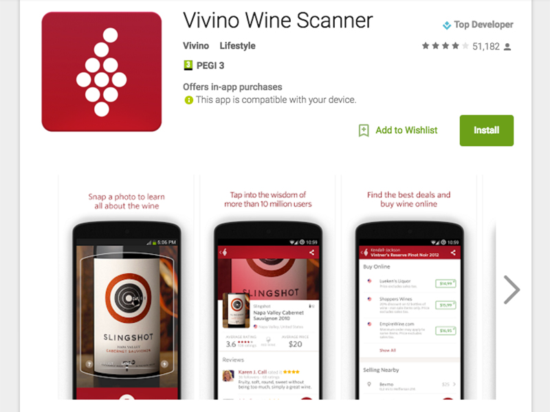 Apps de vino para el perfecto winelover